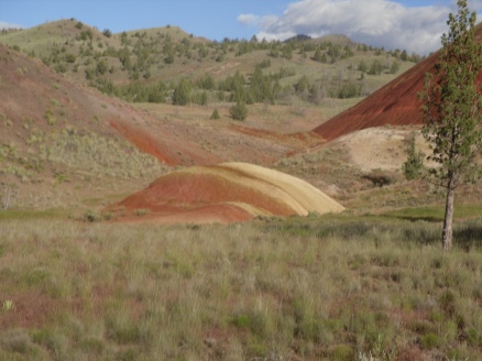 Painted Hills 039